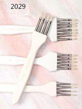 2029F свинья щетиной волос краски художественные материалы кисти для художников рисования кистью