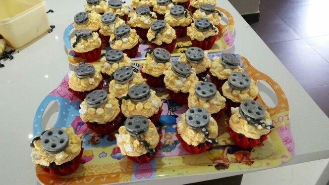 Cinema/ Movie Cupcakes