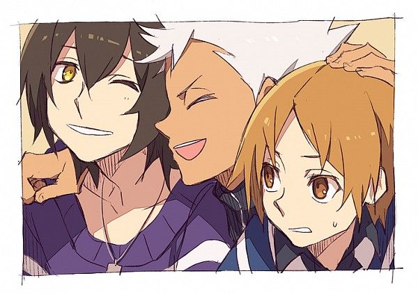 PRRL - Kouji, Kazuki and Hiro actually getting along O.O