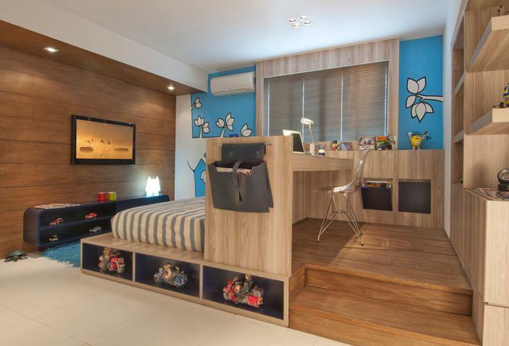 25 melhores ideias de painel tv quarto no pinterest tv for Mobili quarto