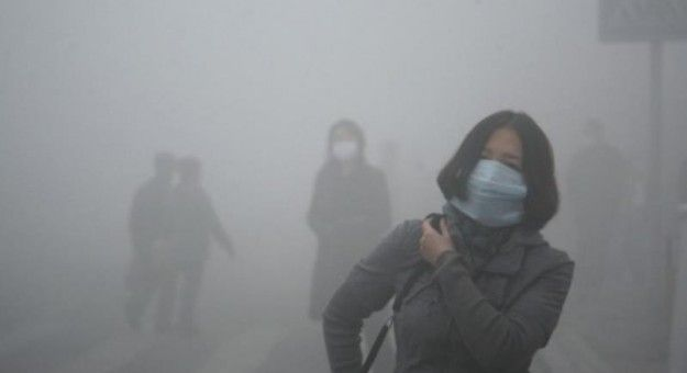Pollution Chine : 33 photos qui montrent la situation en Chine