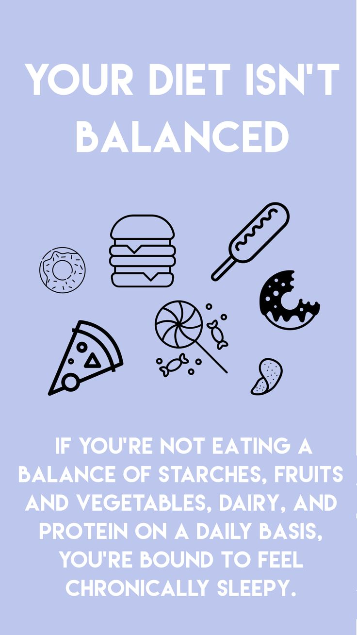 A Wellbalanced Diet Can Increase Your Sleep Time!