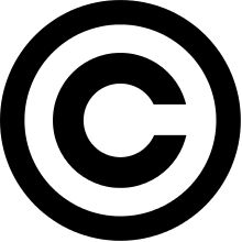 Copyright — Wikipédia