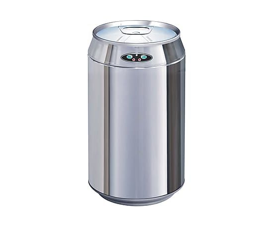 Poubelle automatique AUTO NEW, argenté - 30 L  http://www.homelisty.com/vente-privee-poubelles-de-cuisine-kitchen-move-westwing/