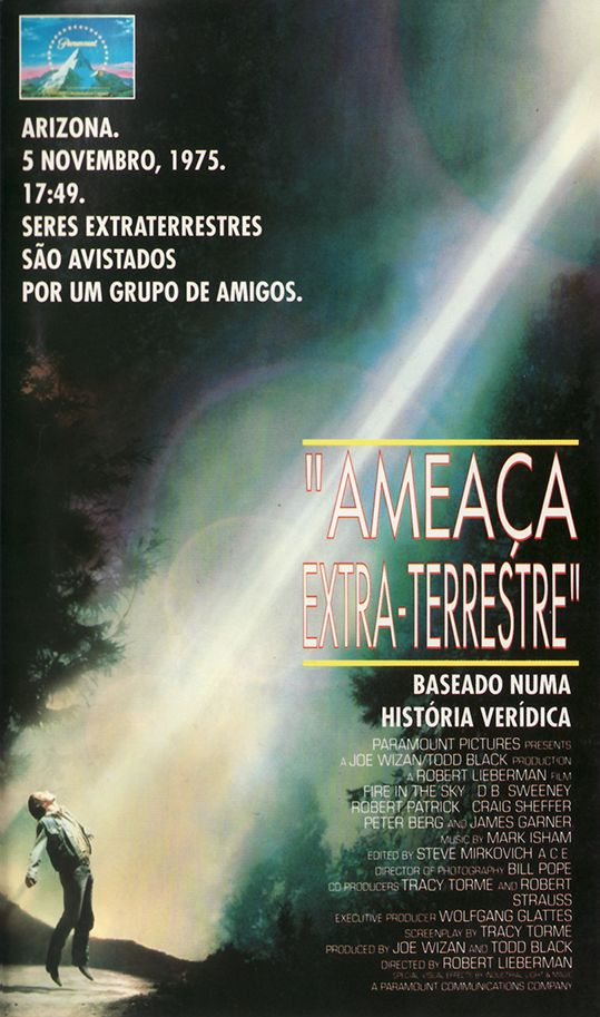 14 best 80s 90s vhs movies images on pinterest vhs movie book ameaa extra terrestre fire in the sky 1993 robert lieberman edio fandeluxe Image collections