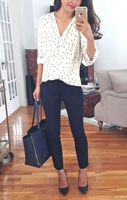 Business Casual Outfits Cardigan