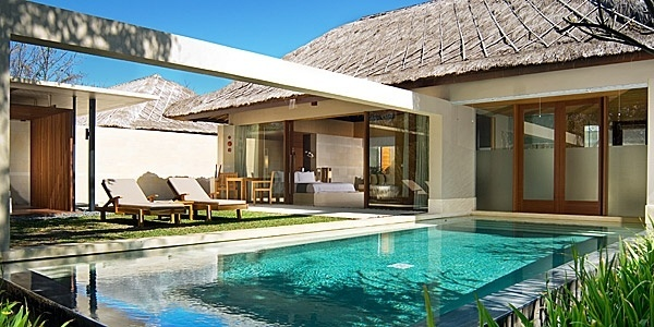 29 best luxury rooms at the bale images on pinterest luxury bedrooms luxury rooms and bali for Indoor swimming pool in jakarta