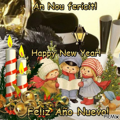 Happy New Year!a5