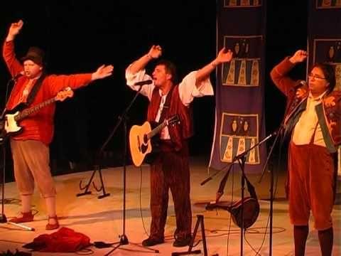 Holló együttes  Dunaújváros Bartók Színház teljes előadás gyerekműsor