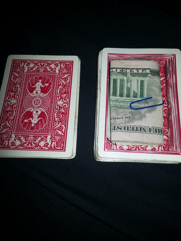 Cards Safe by BuildingandBlogging on Etsy