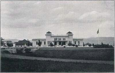 Military Commander's Palace.