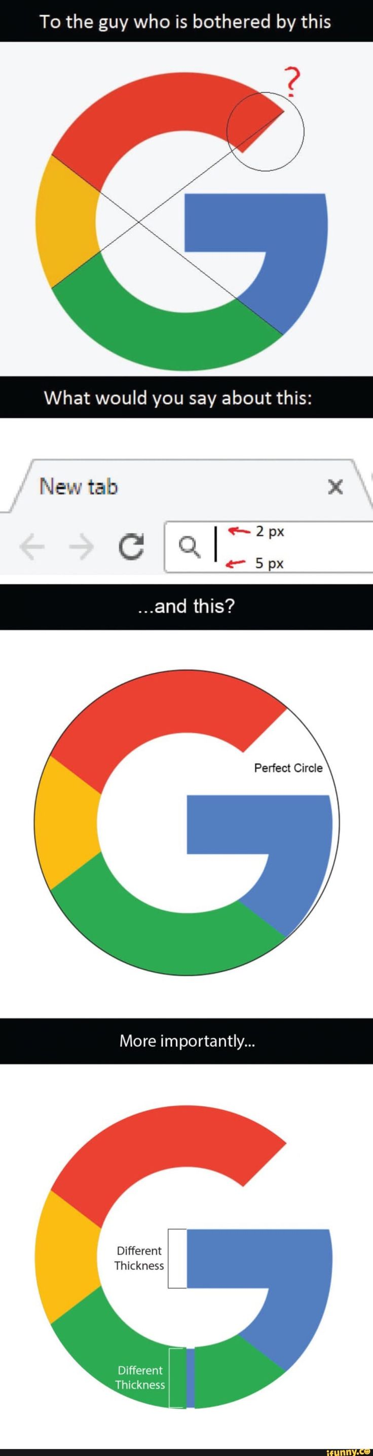 Arghhhh! I'm going crazy! SOMEBODY HIRE ANOTHER PERSON TO DESIGN THE STUPID GOOGLE LOGO THINGY!!!!