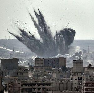 Amerikaanse leger voerde op 17 september bombardementen uit op Syrische leger