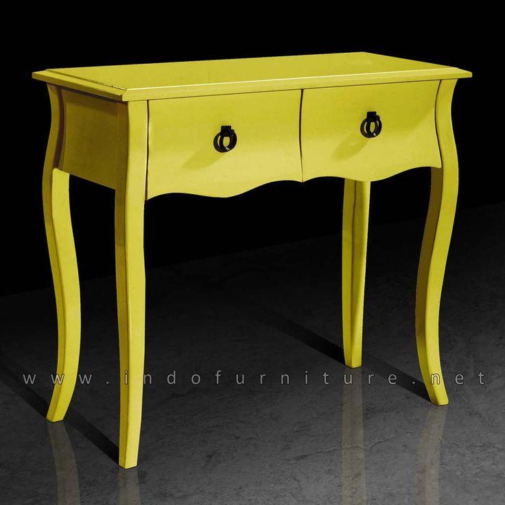 Meja Konsol Klasik Elegan   Indo Furniture