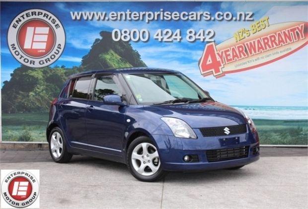 2007 Suzuki Swift **Only 5285 Km's**