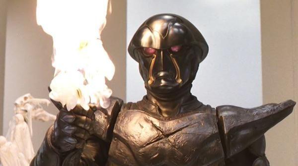 特撮名言bot @tokusatu_bot 10月14日  「私は正義…。秩序を守る者。正義の名の元に…お前を処刑する!」「確かに貴様が正義なら、俺は…悪だ」(人造人間ハカイダー/ミカエル、ハカイダー)