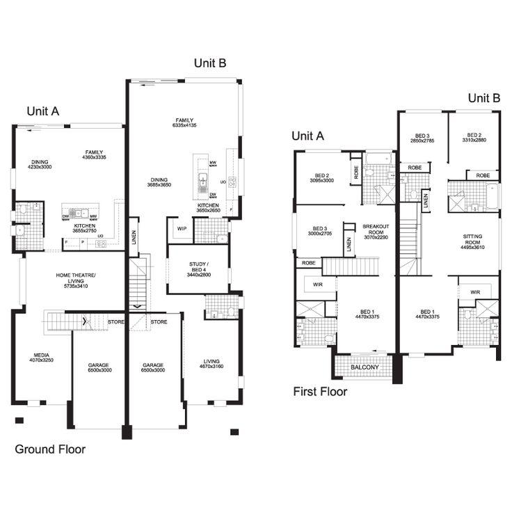 38 Best Images About Duplex House Design On Pinterest