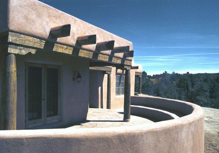 11 best southwest fine art photography images on pinterest for Santa fe adobe homes