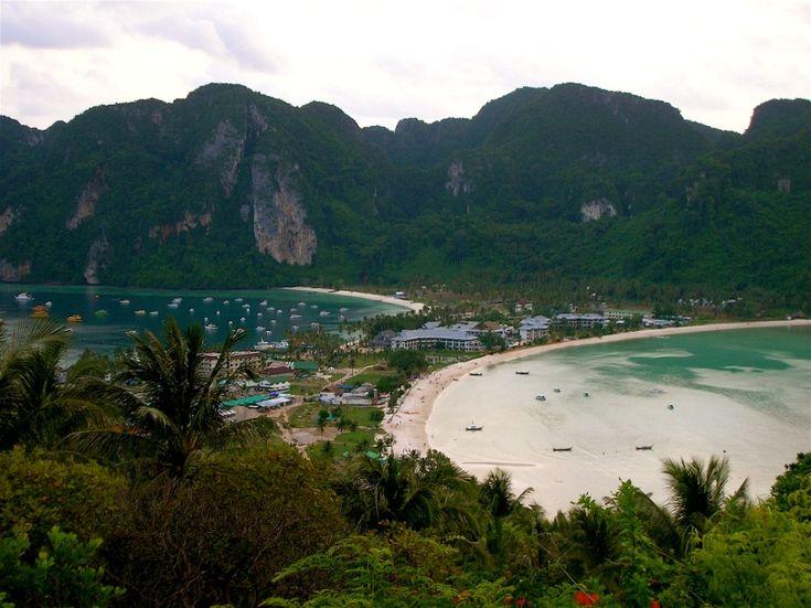 Остров Пхи-Пхи-Дон (Таиланд). Фото / Ko Phi Phi Don (Thailand). Photo