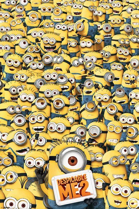 Minions, minions, minions and more minions. Who are they and why are they so cool? Plus their top 5 scenes