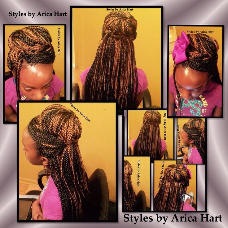 Terrific 29 Best Images About Crochet Braid Hair Styles By Arica Hart On Short Hairstyles Gunalazisus