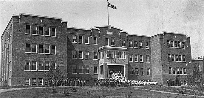 "Residential schools were formed in the 19th century to assimilate children of Aboriginal descent. Children were forcibly removed from their families and often mistreated, abused, and punished for speaking their own language.  Residential schools have led to what many call a ""cultural genocide."" What do you think this term means?"