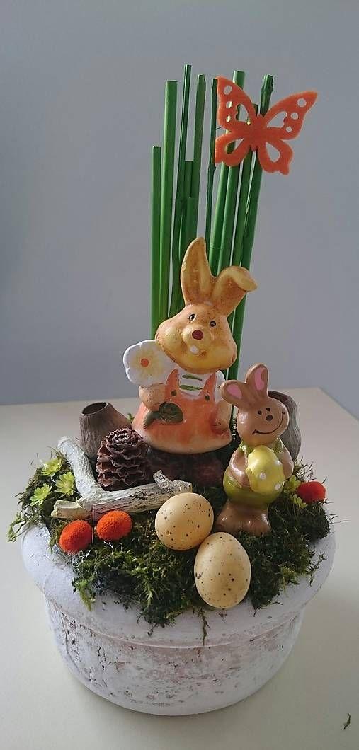 Paruo / Velkonočný zajačik s mamičkou