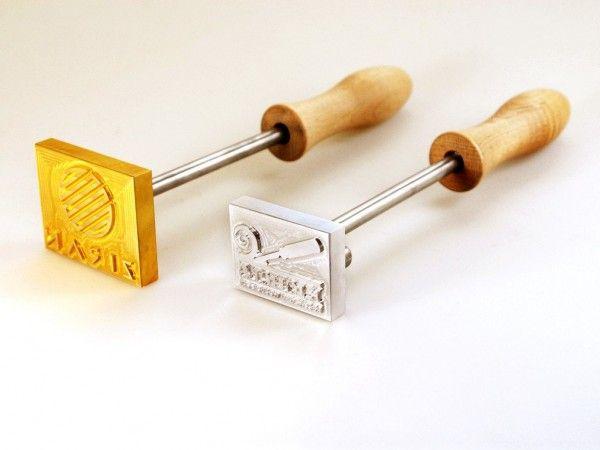 woodworking branding iron. custom logo branding iron woodworking