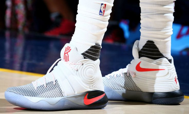 Here's The Nike Kyrie 2 PE That Kyrie Irving Wore In Game 2 Against The Pistons