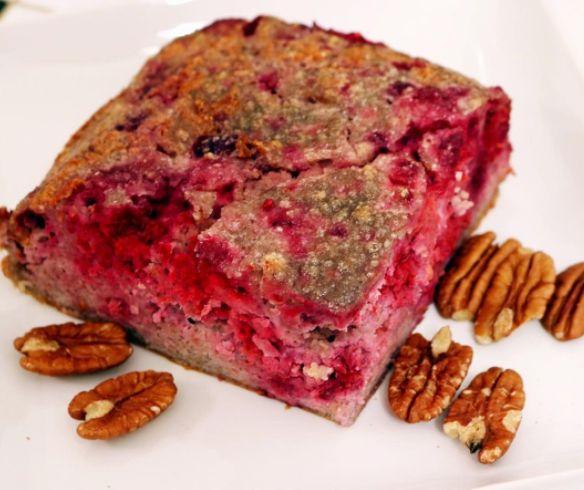 Pastel proteínico perfecto para el desayuno.   18 comidas sanas y fáciles que todo el mundo puede hacer en 2017