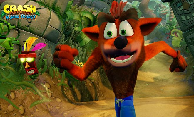 Crash Bandicoot seemed to be a series, which found a following during the ages of the original PlayStation. Beginning as a 3D platforming game, Crash Bandicoot aimed to challenge players to complete its collection of levels. The character Crash Bandicoot seems to be an anthropomorphic orange marsupi