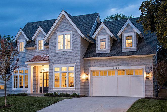 3761 best architecture images on pinterest exterior for Cape cod house exterior design