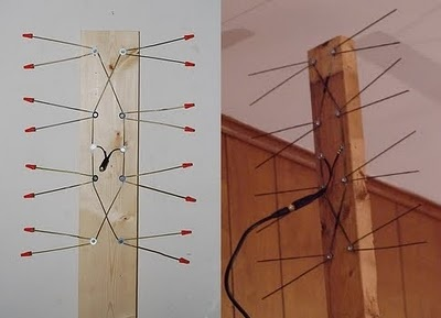 123 best hd antenna images on pinterest cable electronics and cord diy how to build a fractal tv antenna pictures and instructions to build a fractal antenna using just hangers wood and a 75 to 300 ohm matching pronofoot35fo Choice Image