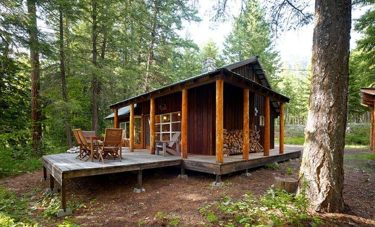 Mazama River Cabins