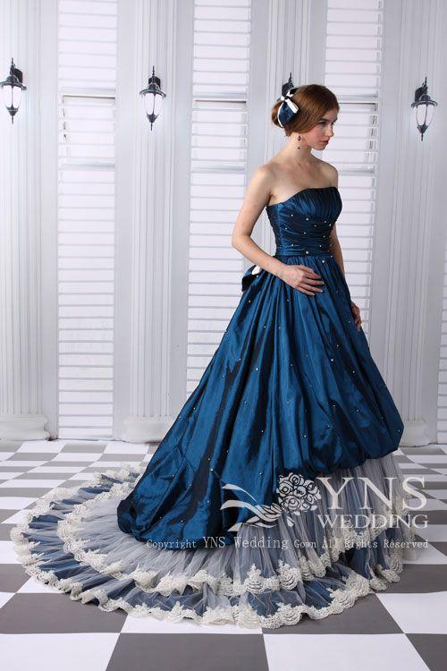 SC1093 [カラードレス LaVenie Collection] |ウエディングドレス、カラードレス ならYNS WEDDING