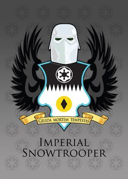 Gelida Mortem Tempestas - Imperial Snowtrooper