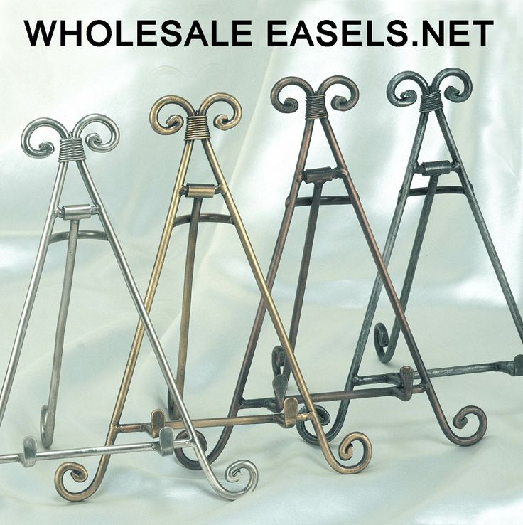 48 best Display Easels images on Pinterest | Easels, Saw horses and ...