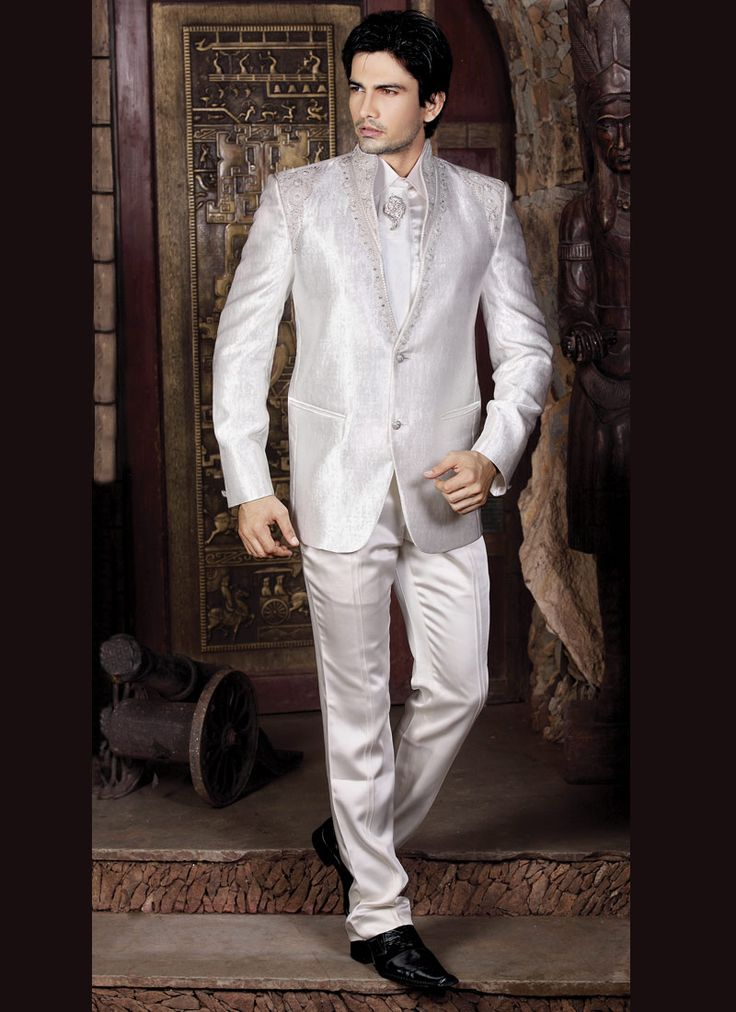Smart Silver Shade Suit