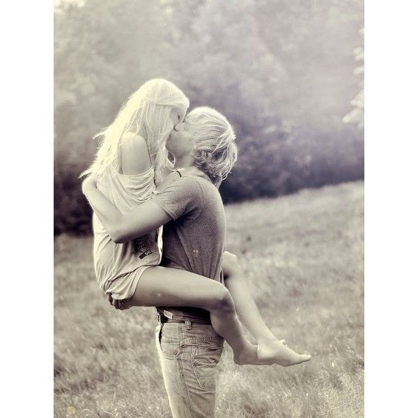 kissing couple | Tumblr ❤ liked on Polyvore featuring couples, pictures, love, models and cute couples