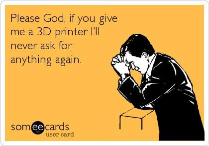 Want a ‪#‎3Dprinter‬ ? We have only the best! ‪#‎perth‬ ‪#‎perthlife‬ ‪#‎3D‬