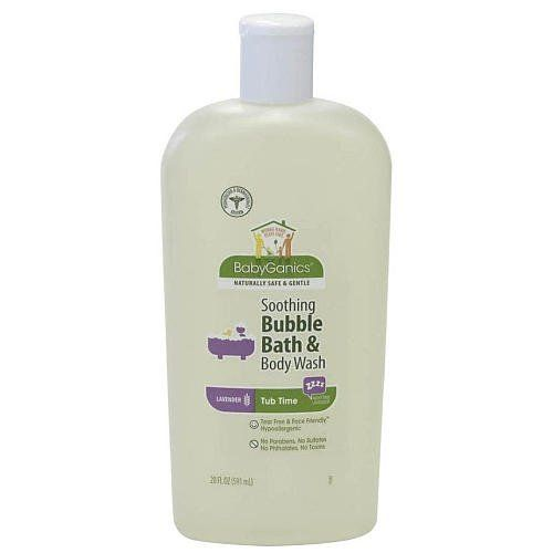 how to use body wash as bubble bath