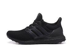 New Style Men's/Women's Adidas Running Ultra Boost Trainers Core Black B27171 Shoes UK £33.69 http://www.hotsportuka.com/