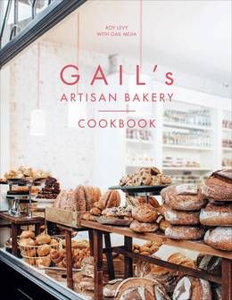 GAIL's Artisan Bakery Cookbook by Roy Levy. GAIL's first cookbook takes the reader through the day – from breakfast to supper – with an abundance of recipes made from honest ingredients. No matter how skilled you are as a baker, GAIL's book encourages you to try sweet and savoury dishes that start with a few common ingredients and end with a huge sense of satisfaction.