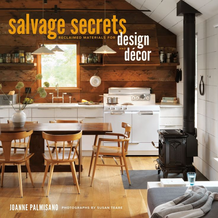 Arizona Homes Featured In Salvage Secrets Design Book