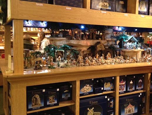 Bronner's stunning Fontanini display!