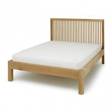 spindle oak bed frame solid oak bedssolid wood