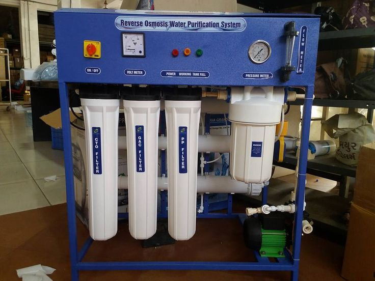 Hi-Tech ro 150 lph ro plant special use for school, hospital, office etc.  #150 lph ro plant #industrial ro system