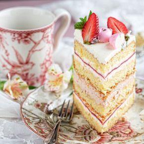 Я не большая любительница бисквитных тортов, да и вообще, любому торту предпочту сдобу….Но иногда — прям тянет…А еще больше тянет создать свой собственный авторский торт. Торт &#1…