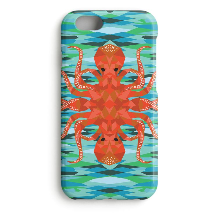 """""""Inkbrothers"""" design iPhone case from Shell'Oh!- designed by Katariina Karjalainen"""