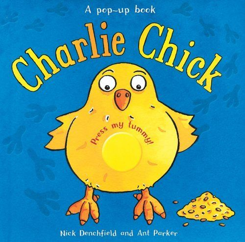 Charlie Chick (Pop-Up Book) by Nick Denchfield, http://www.amazon.com/dp/0152060138/ref=cm_sw_r_pi_dp_4hrusb1M2Y3TK